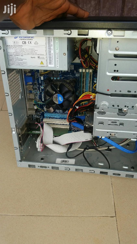 New Gigabyte GA-H110MSTX-HD3-ZK 8GB Intel Core i5 HDD 500GB | Laptops & Computers for sale in Kumasi Metropolitan, Ashanti, Ghana
