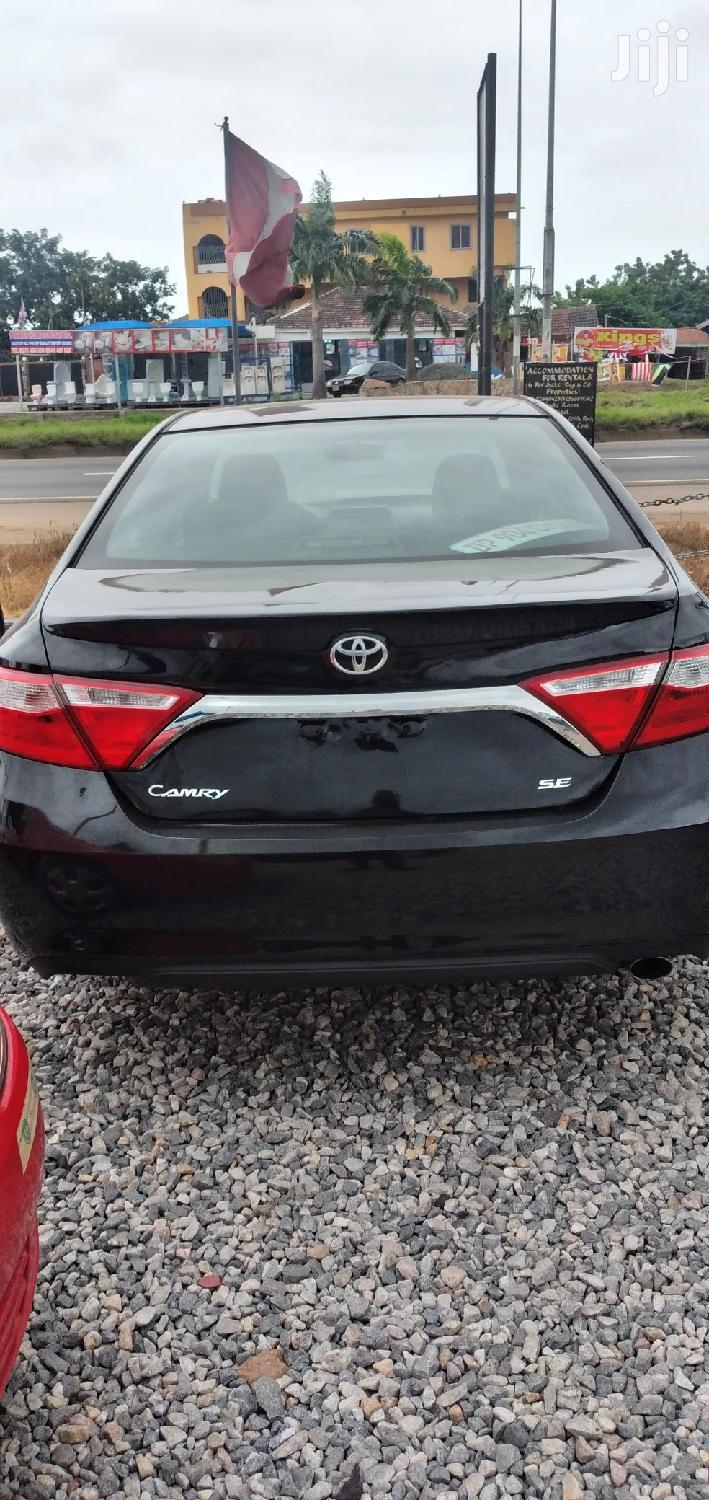 Toyota Camry 2015 Black | Cars for sale in Accra Metropolitan, Greater Accra, Ghana