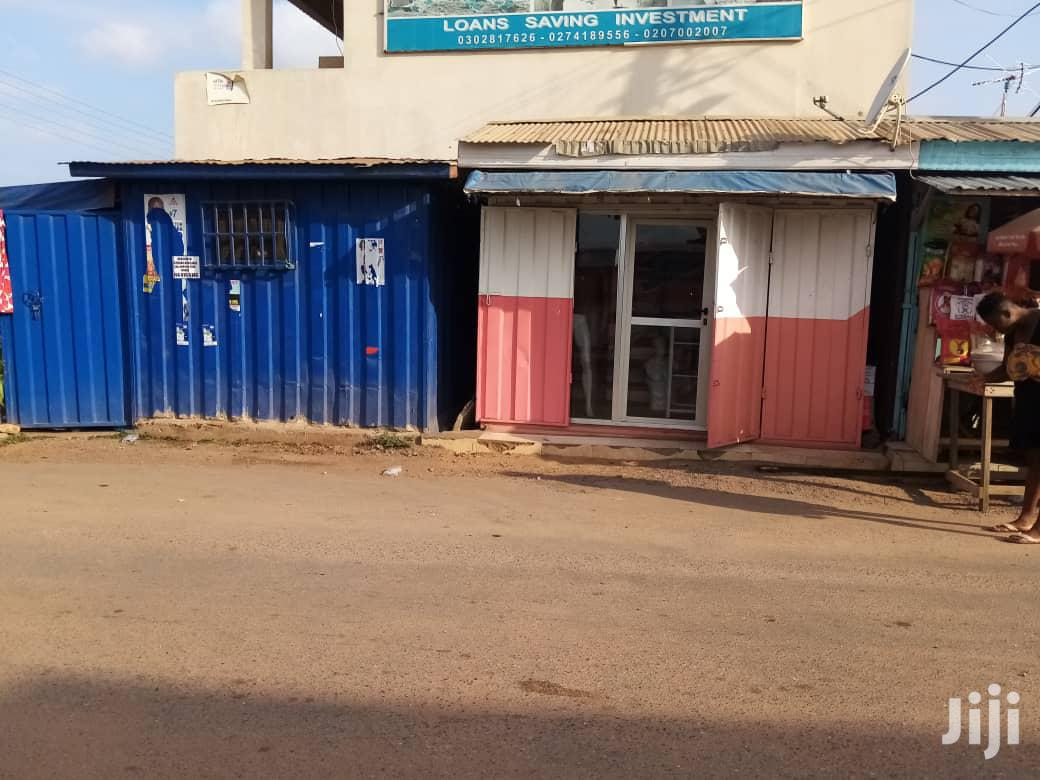 Archive: A Container For Rent Spintex, Block Factory