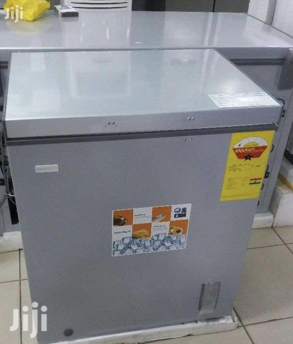 New Nasco 142L Chest Freezer Fast Cooling