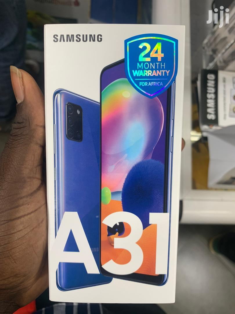 New Samsung Galaxy A31 128 GB | Mobile Phones for sale in Accra Metropolitan, Greater Accra, Ghana