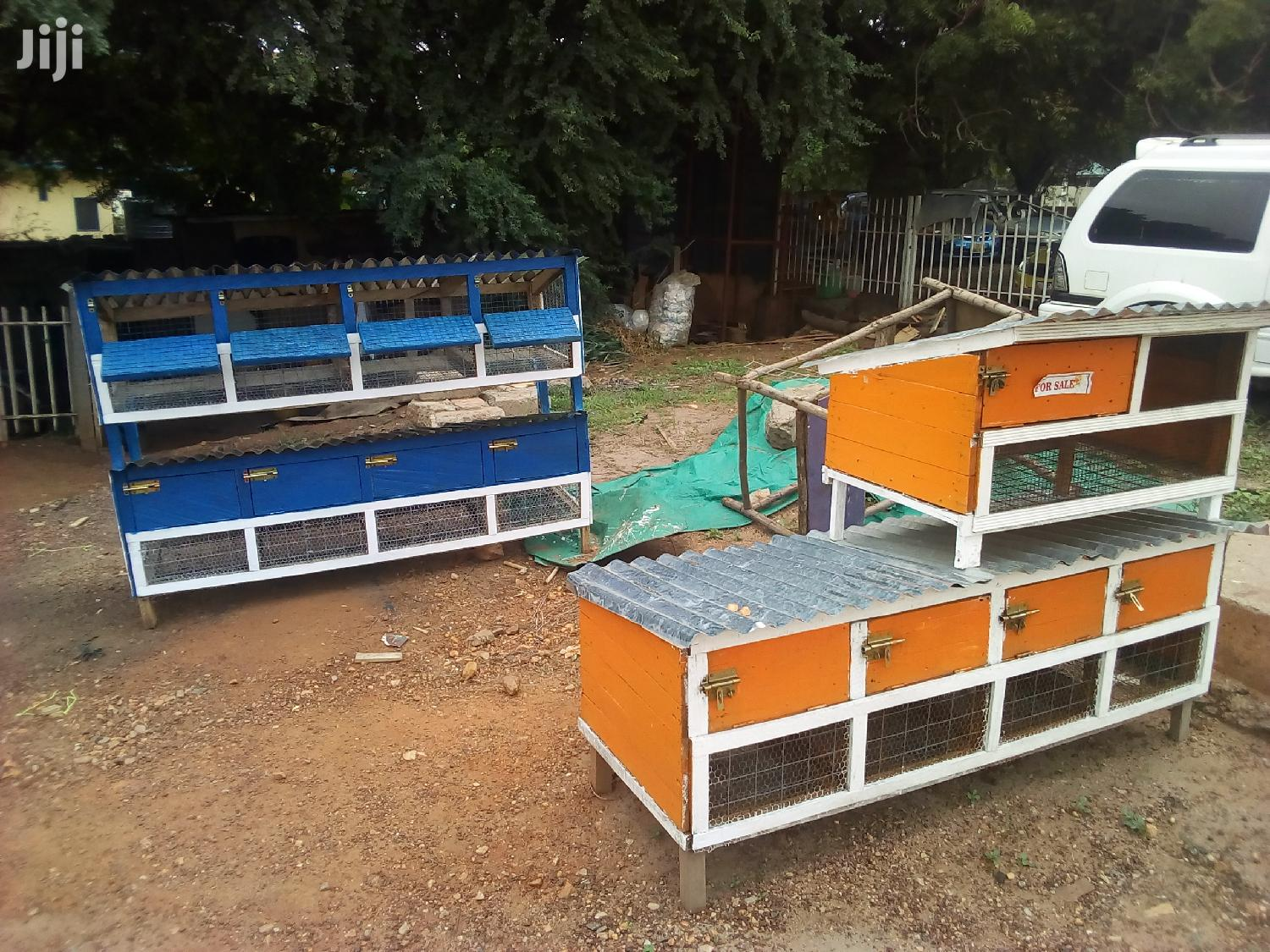 Grasscutter Cage For Sale | Pet's Accessories for sale in Roman Ridge, Greater Accra, Ghana