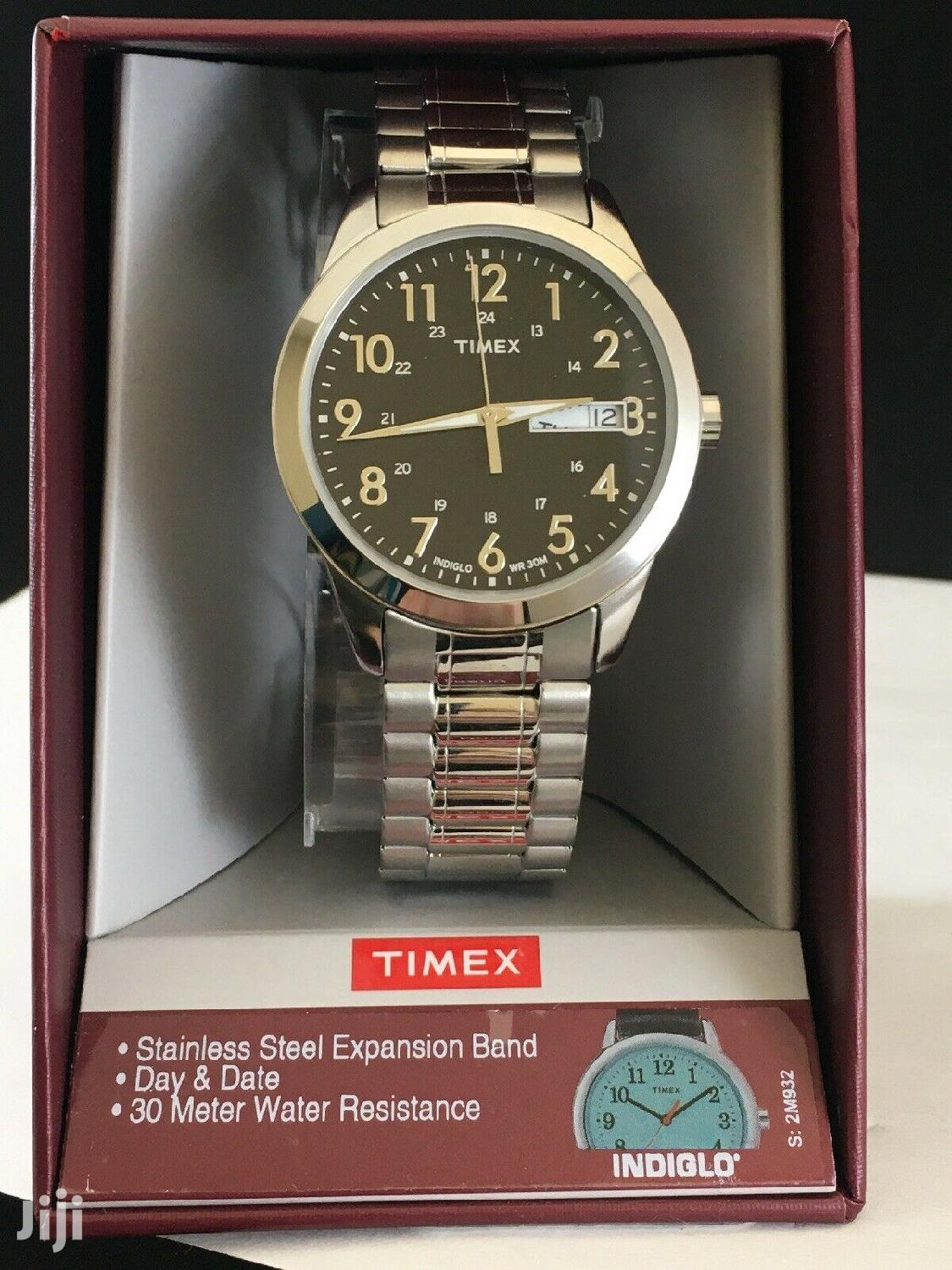 Timex South Street Silver-Tone Watch | Watches for sale in Adenta Municipal, Greater Accra, Ghana