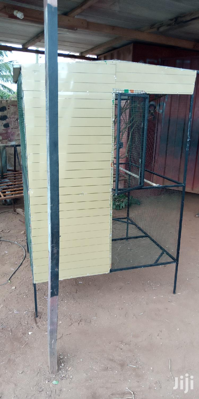 Custom Built Cages