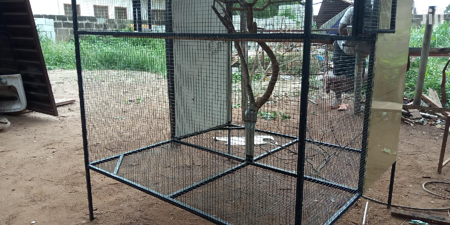 Custom Built Cages | Pet's Accessories for sale in Achimota, Greater Accra, Ghana