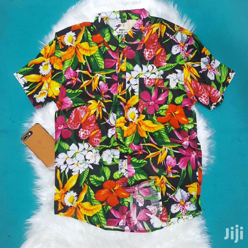 Men's Floral Shirts | Clothing for sale in Accra new Town, Greater Accra, Ghana
