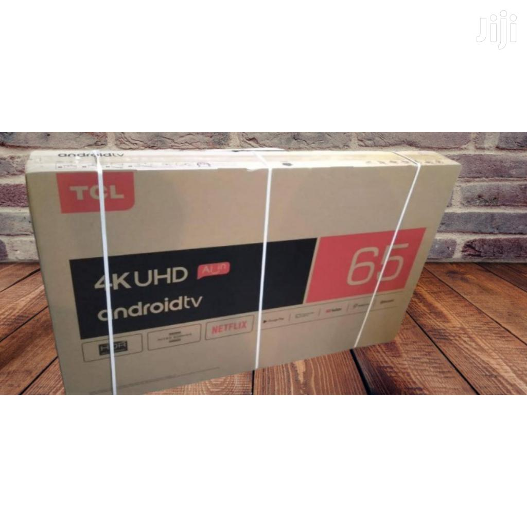 "Archive: TCL 65"" 4K Android Smart TV"