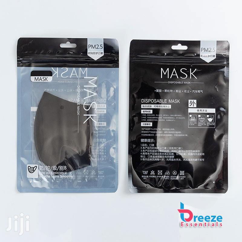 Washable Elastic Nose Mask (100% Cotton) | Safety Equipment for sale in Ga South Municipal, Greater Accra, Ghana