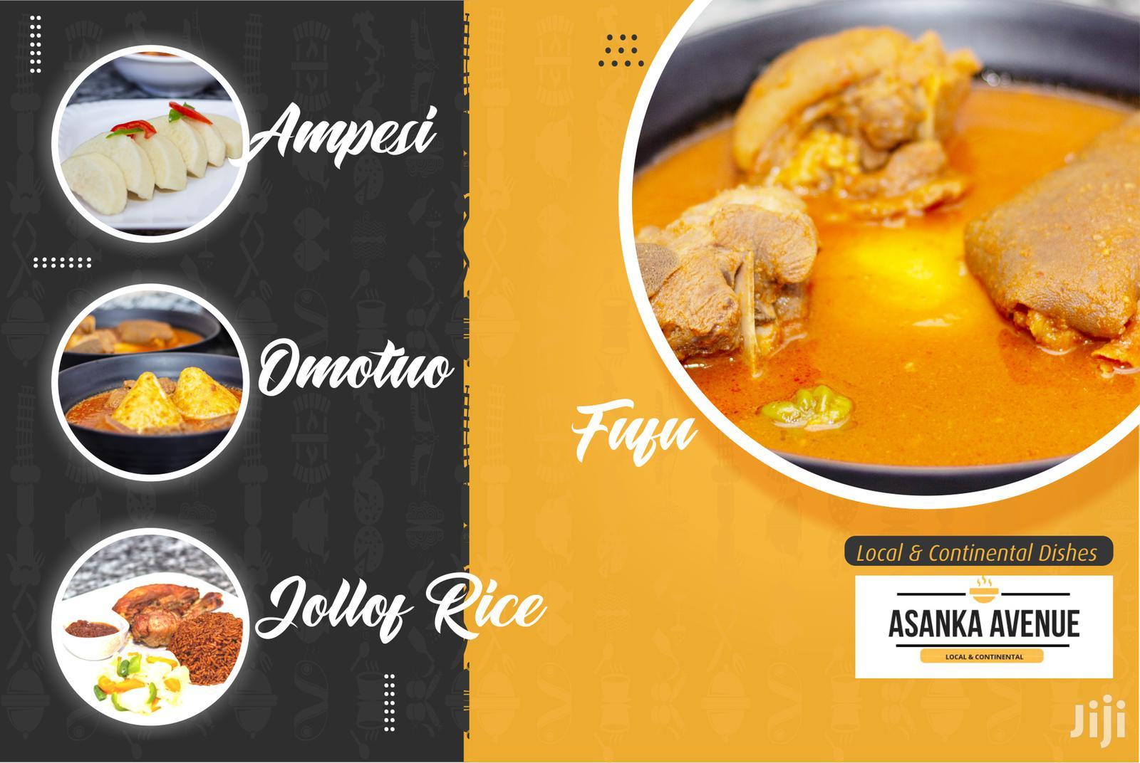 Archive: Asanka Avenue Restaurant, Serve You Better Eat Like Home