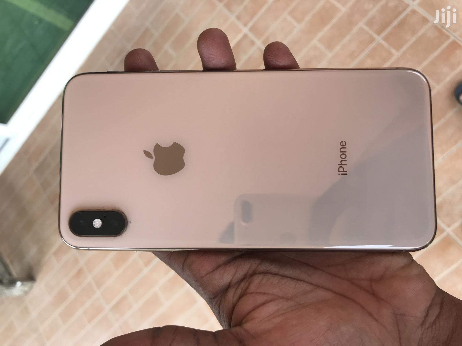 Apple iPhone XS Max 256 GB Gold | Mobile Phones for sale in Ga East Municipal, Greater Accra, Ghana