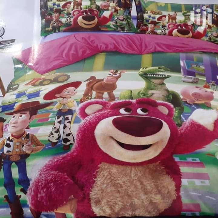 Archive: Kids Cartoon Character Duvet Set /Bedsheets