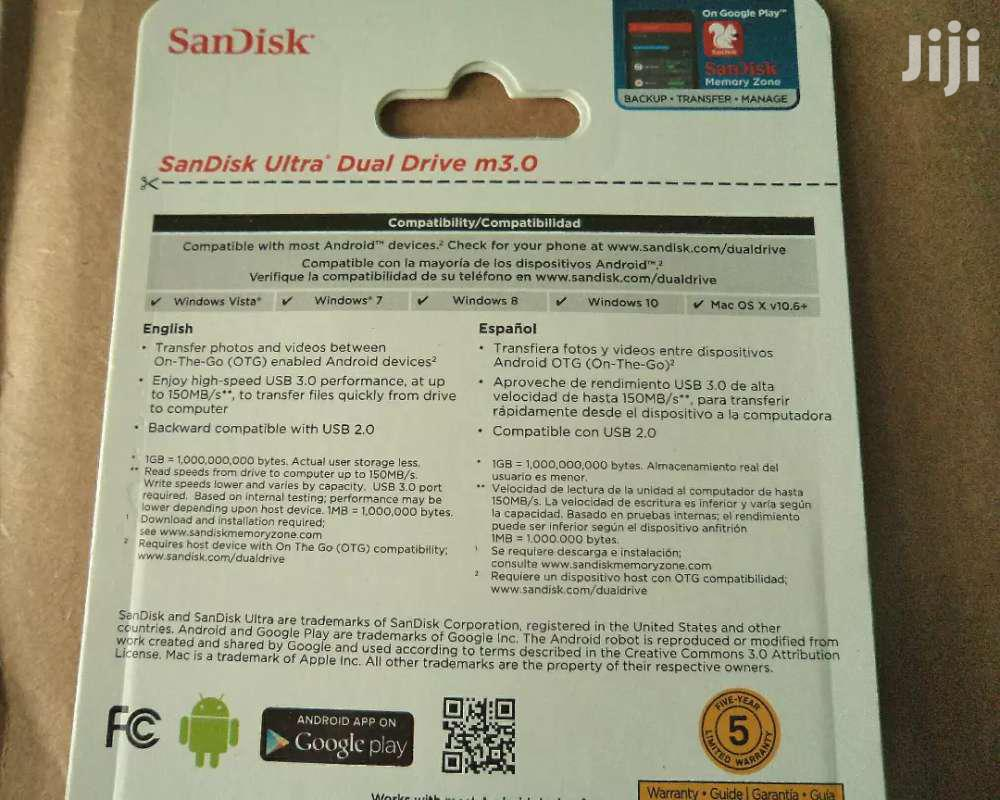 Sandisk 32GB Pen Drive and Micro USB Combo | Computer Accessories  for sale in Dansoman, Greater Accra, Ghana