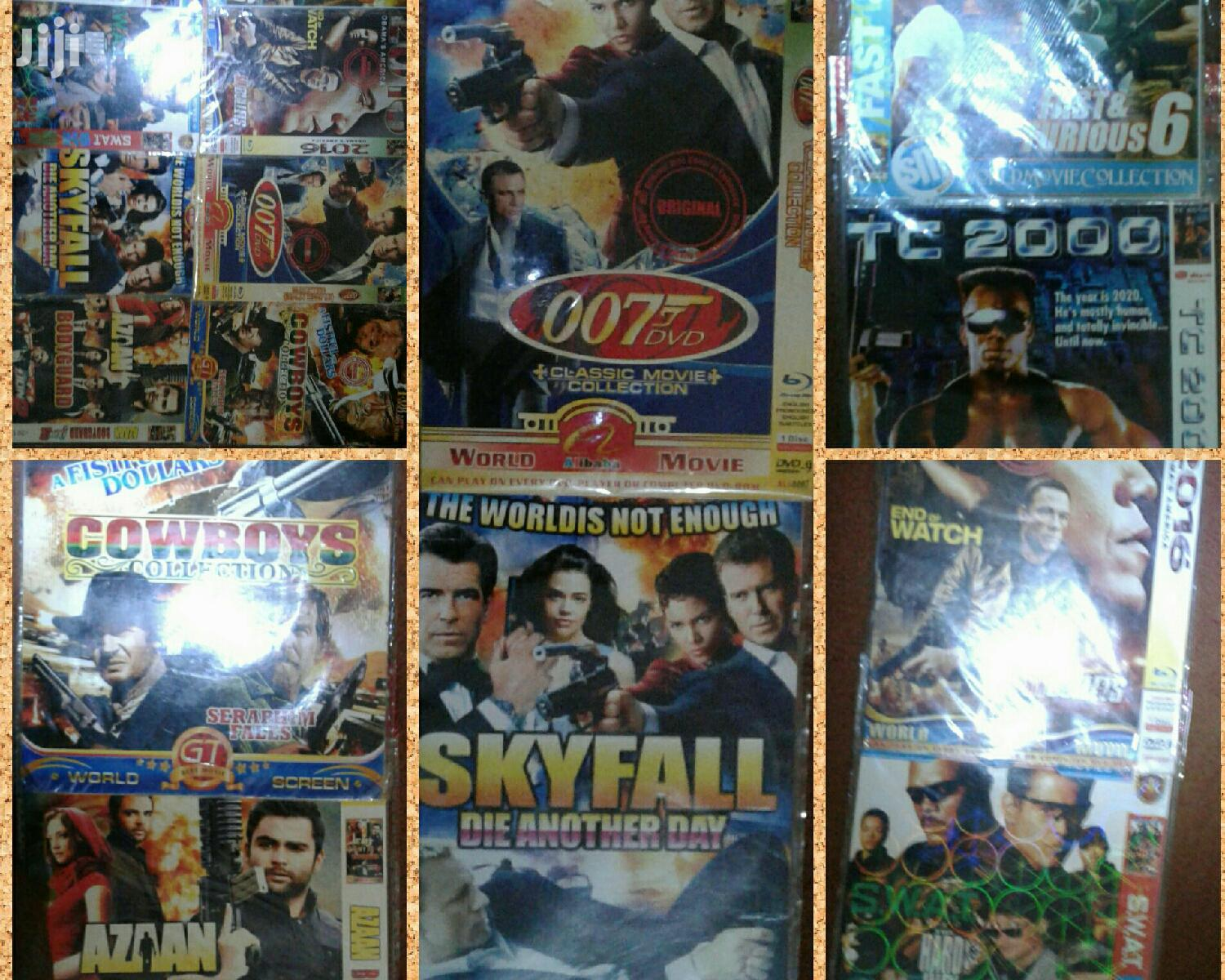 Archive: Action Movies Collections