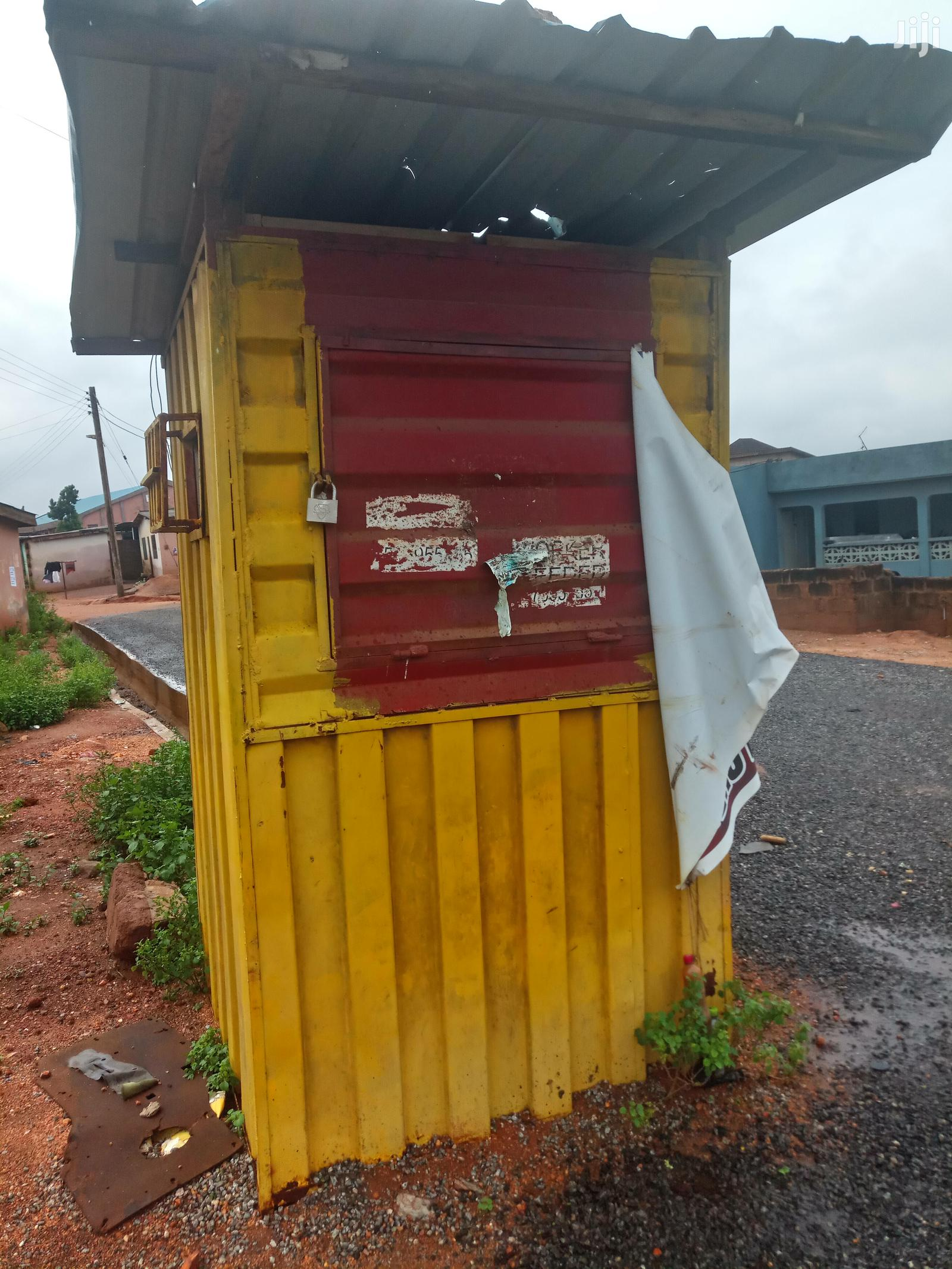 Mobile Money Container