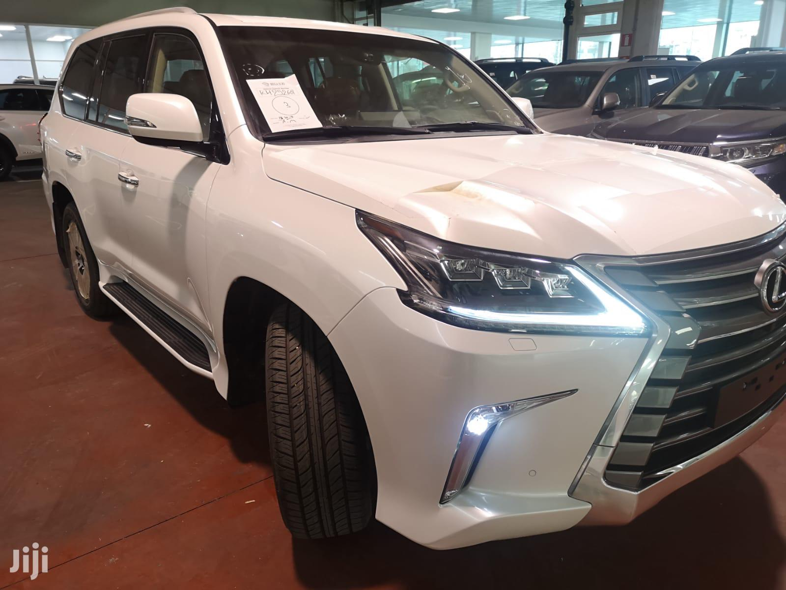 New Lexus Lx 570 2020 White In Achimota Cars Fii Fi Jiji Com Gh For Sale In Achimota Buy Cars From Fii Fi On Jiji Com Gh