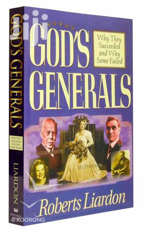 Gods Generals Why They Succeeded And Why Some Failed Vol.1   Books & Games for sale in Greater Accra, Airport Residential Area