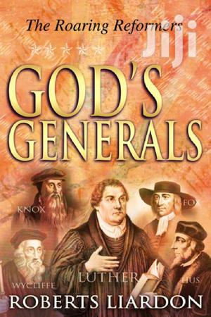 Gods Generals The Roaring Reformers Vol.2   Books & Games for sale in Greater Accra, Airport Residential Area