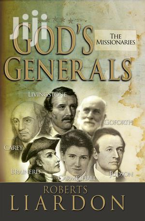 Gods Generals The Missionaries Vol.5   Books & Games for sale in Greater Accra, Airport Residential Area