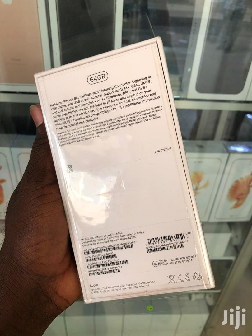New Apple iPhone SE (2020) 64 GB   Mobile Phones for sale in Adabraka, Greater Accra, Ghana