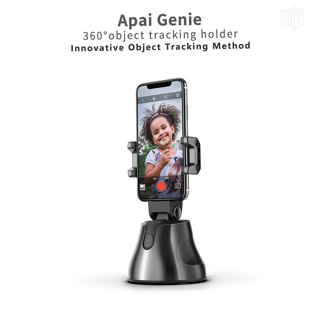 360°Auto Tracking Smart Shooting Phone Holder | Accessories for Mobile Phones & Tablets for sale in Accra Metropolitan, Greater Accra, Ghana