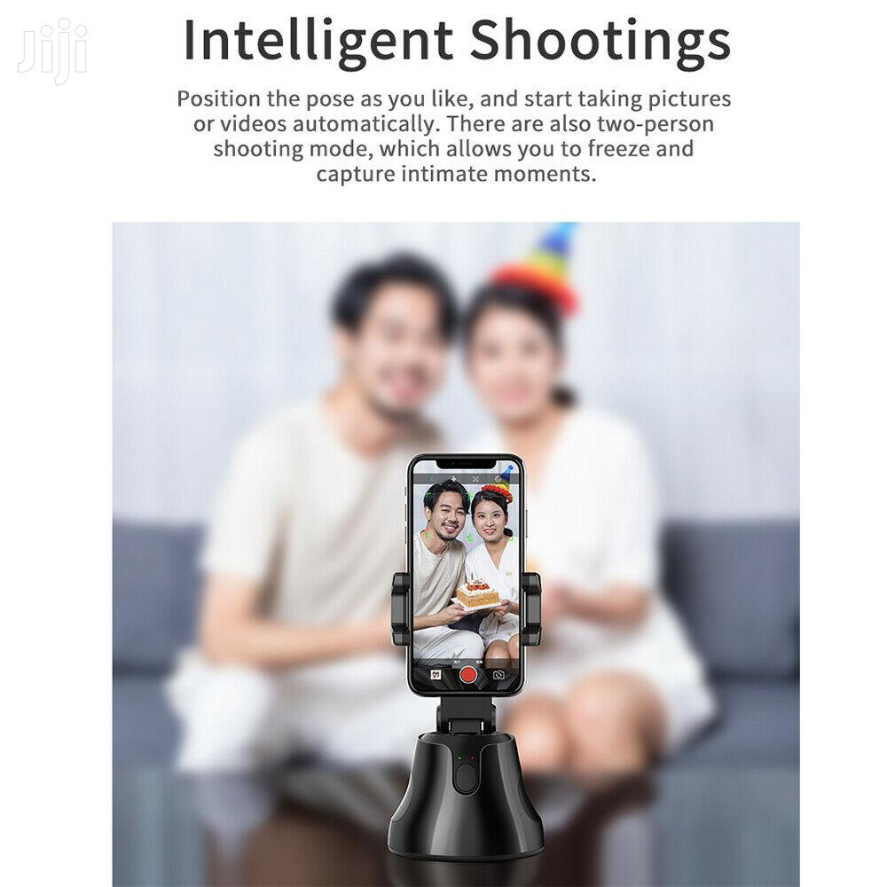 360°Auto Tracking Smart Shooting Phone Holder