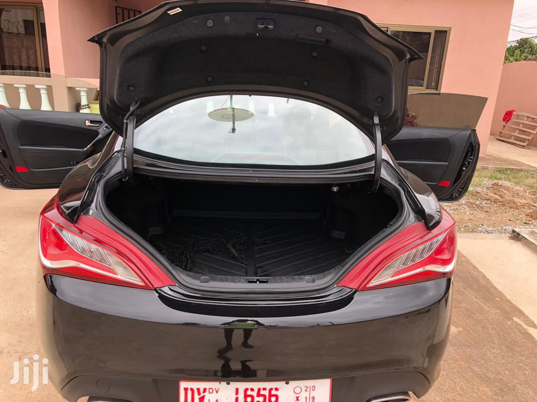 Hyundai Genesis 2013 Coupe 2.0T Black | Cars for sale in Achimota, Greater Accra, Ghana