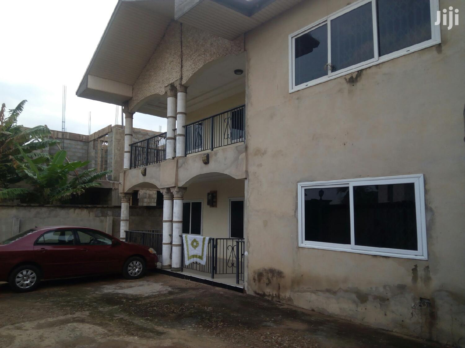Archive: Five Bedrooms House For Rent At Kwasi Oppong Near Parakuo Es