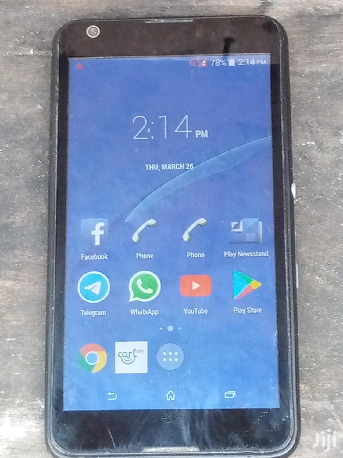 Sony Xperia E4 8 GB Black | Mobile Phones for sale in Accra Metropolitan, Greater Accra, Ghana