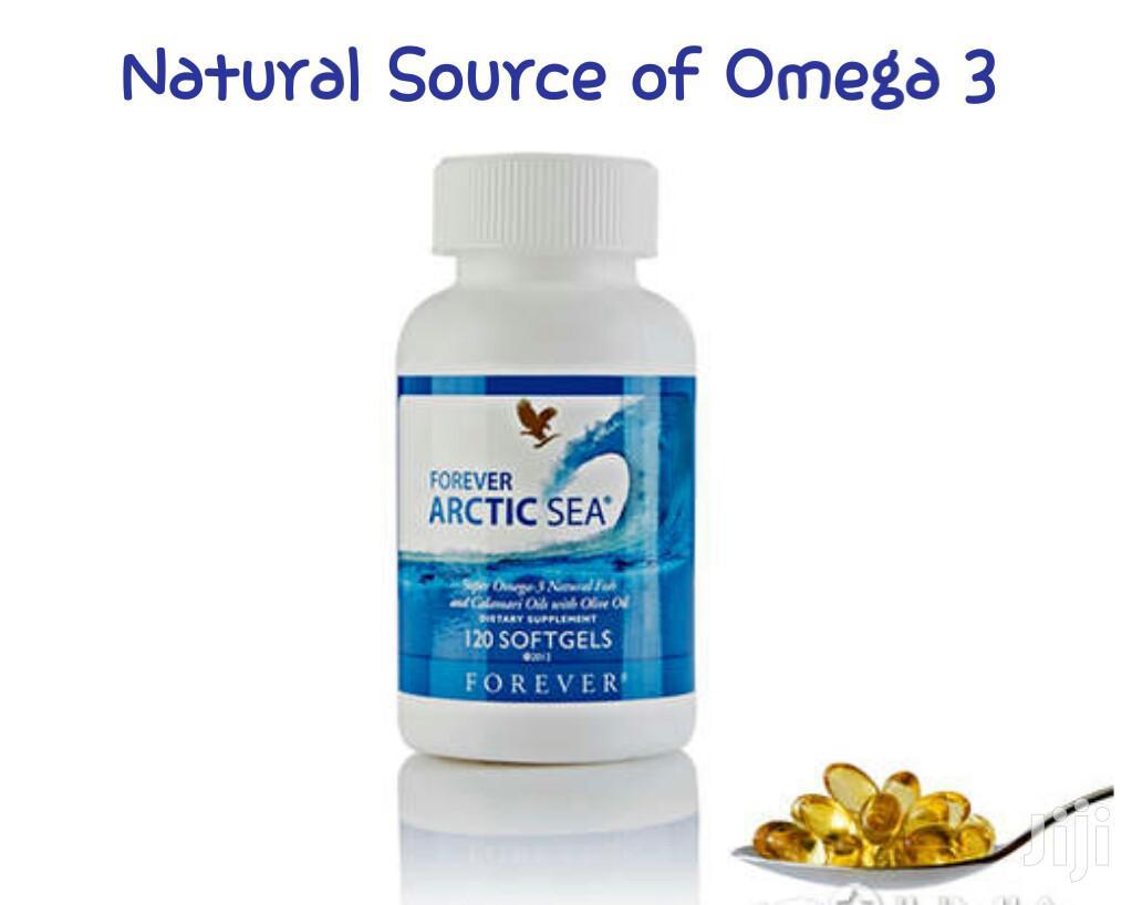 Natural Source of Omega 3