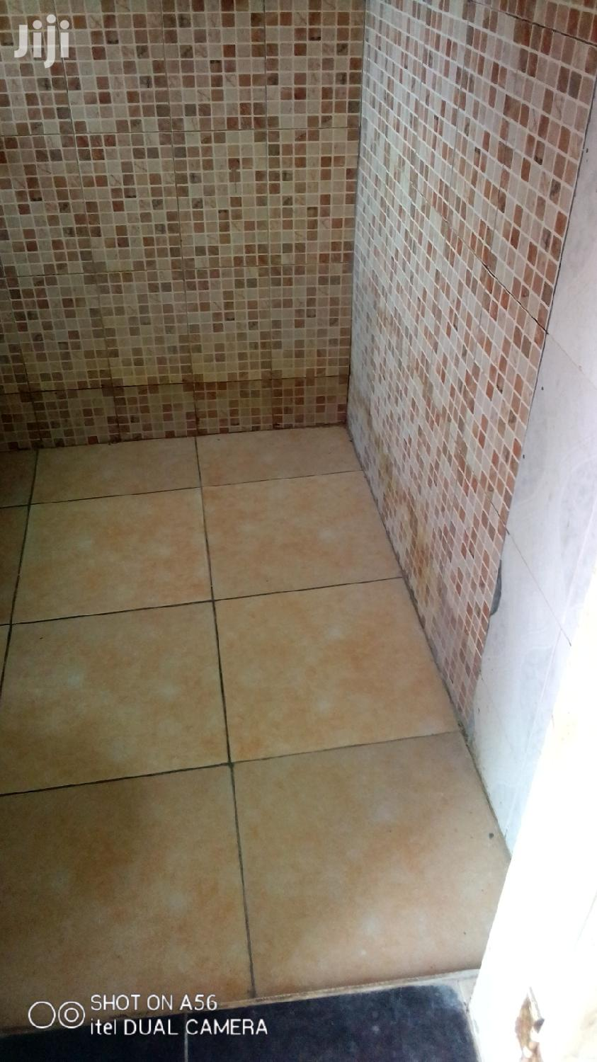 Single Room Self Contain for Rent at Tabora