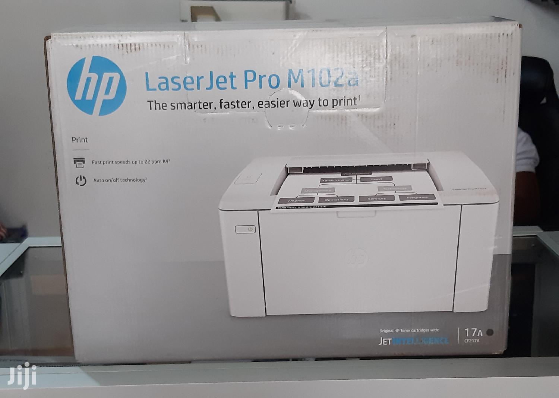 Hp Laserjet Pro M102a In Tesano Printers Scanners Kwabena Bonna Darko Jiji Com Gh For Sale In Tesano Buy Printers Scanners From Kwabena Bonna Darko On Jiji Com Gh