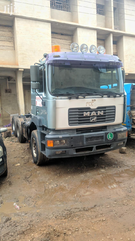 Man Desiel Tank Trailer | Trucks & Trailers for sale in Kumasi Metropolitan, Ashanti, Ghana