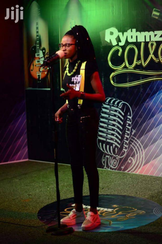Singer At Event