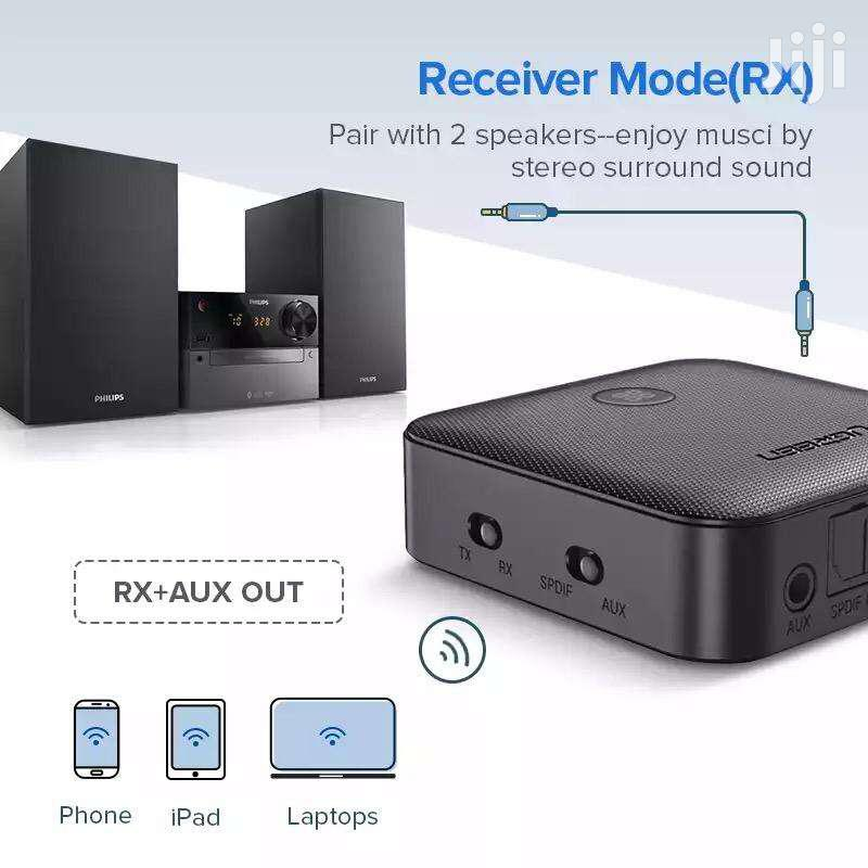 Bluetooth Recriver & Transmiter | Accessories & Supplies for Electronics for sale in Kumasi Metropolitan, Ashanti, Ghana