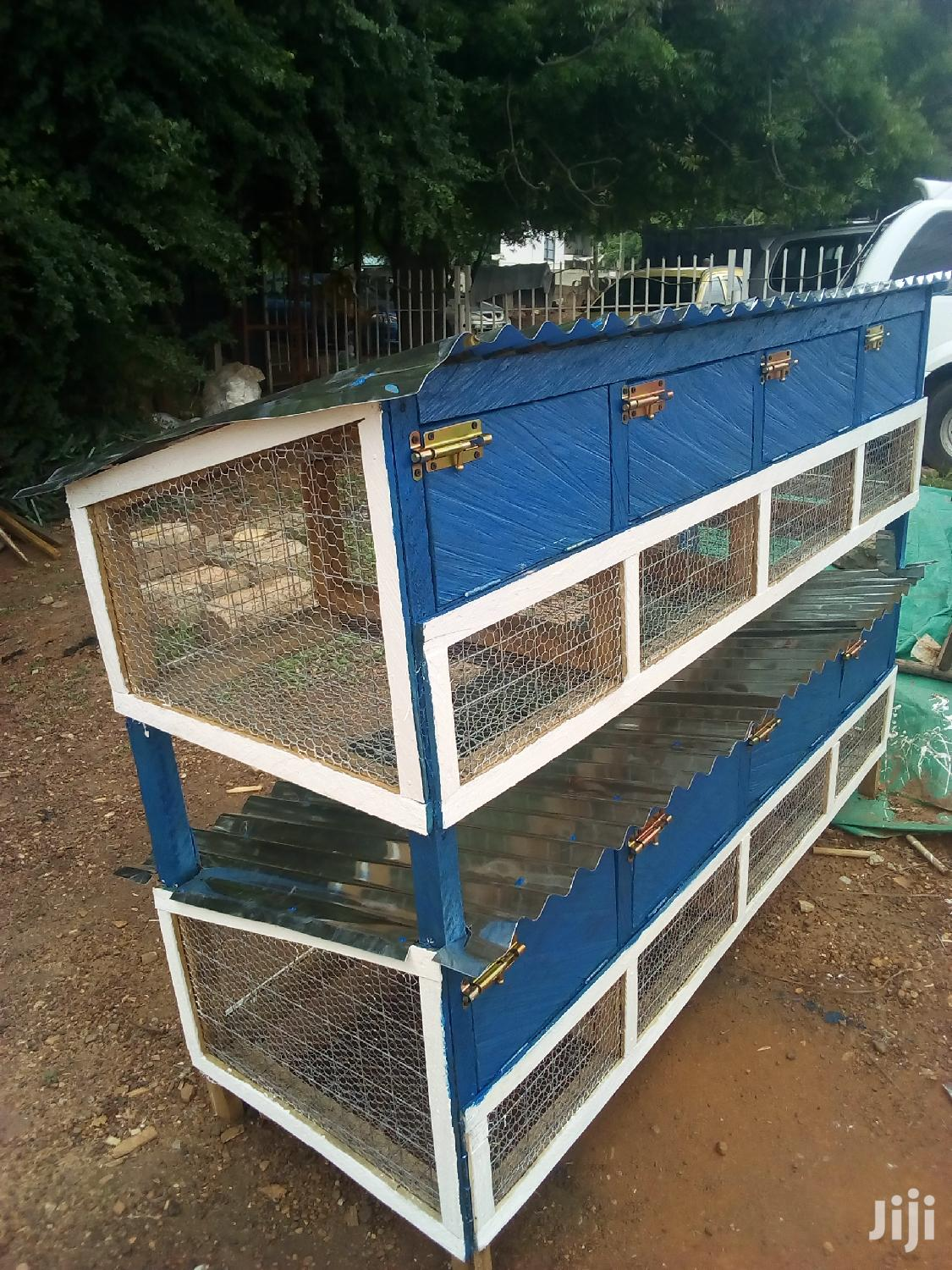 Rabbit Cage | Pet's Accessories for sale in Roman Ridge, Greater Accra, Ghana