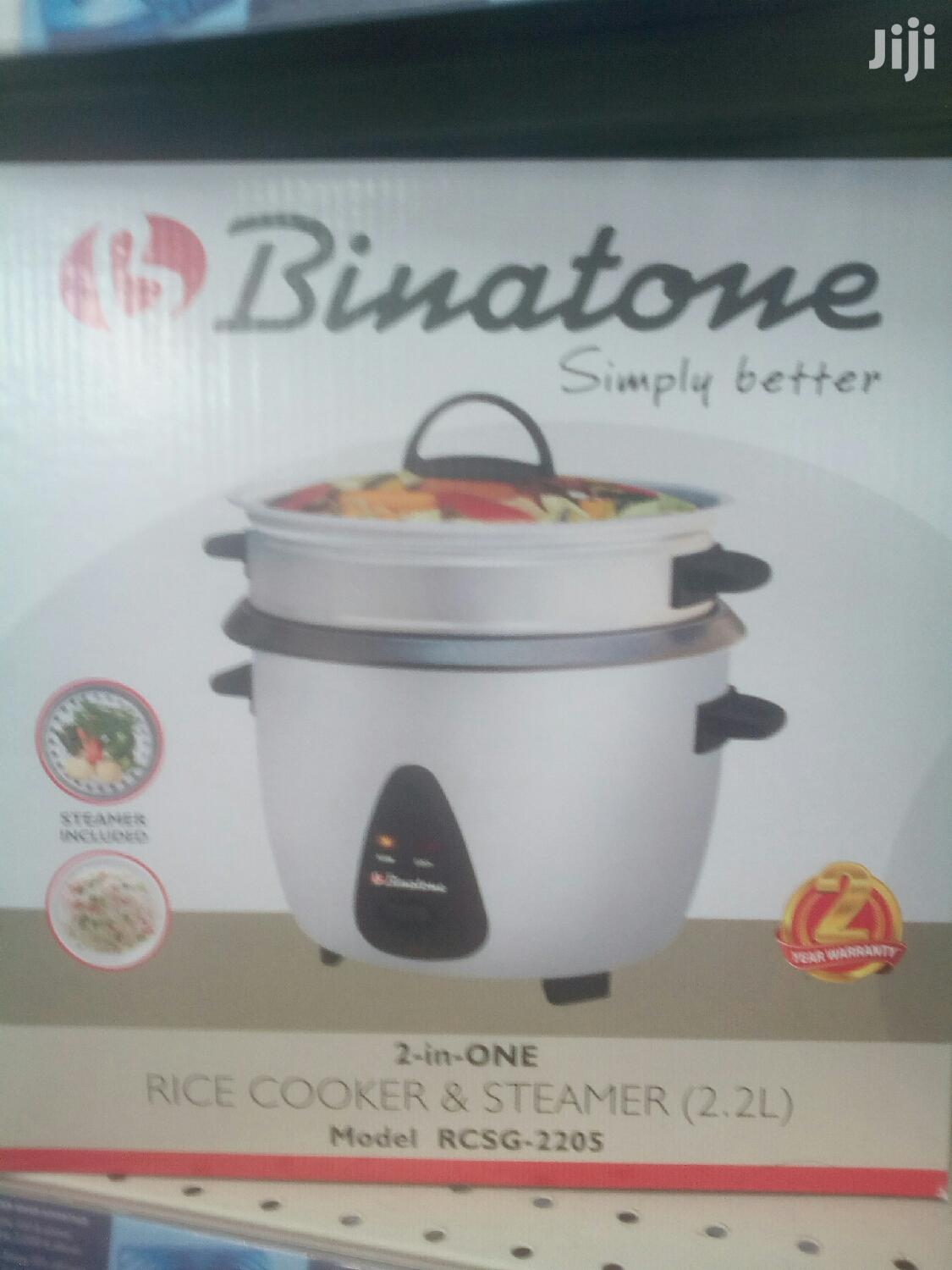 Binatone Rice Cooker | Kitchen Appliances for sale in Dansoman, Greater Accra, Ghana