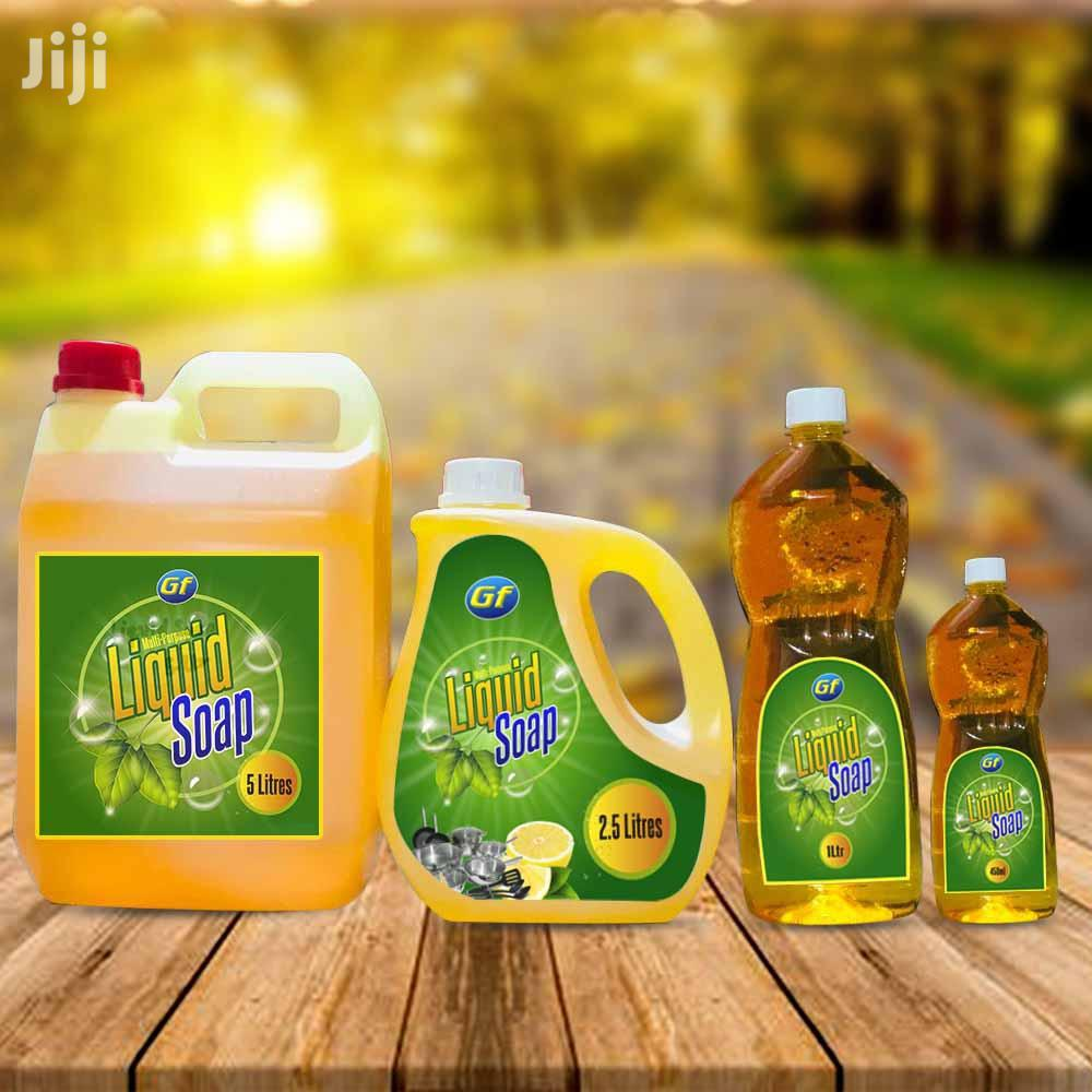 Multi-purpose Liquid Soap - 5L