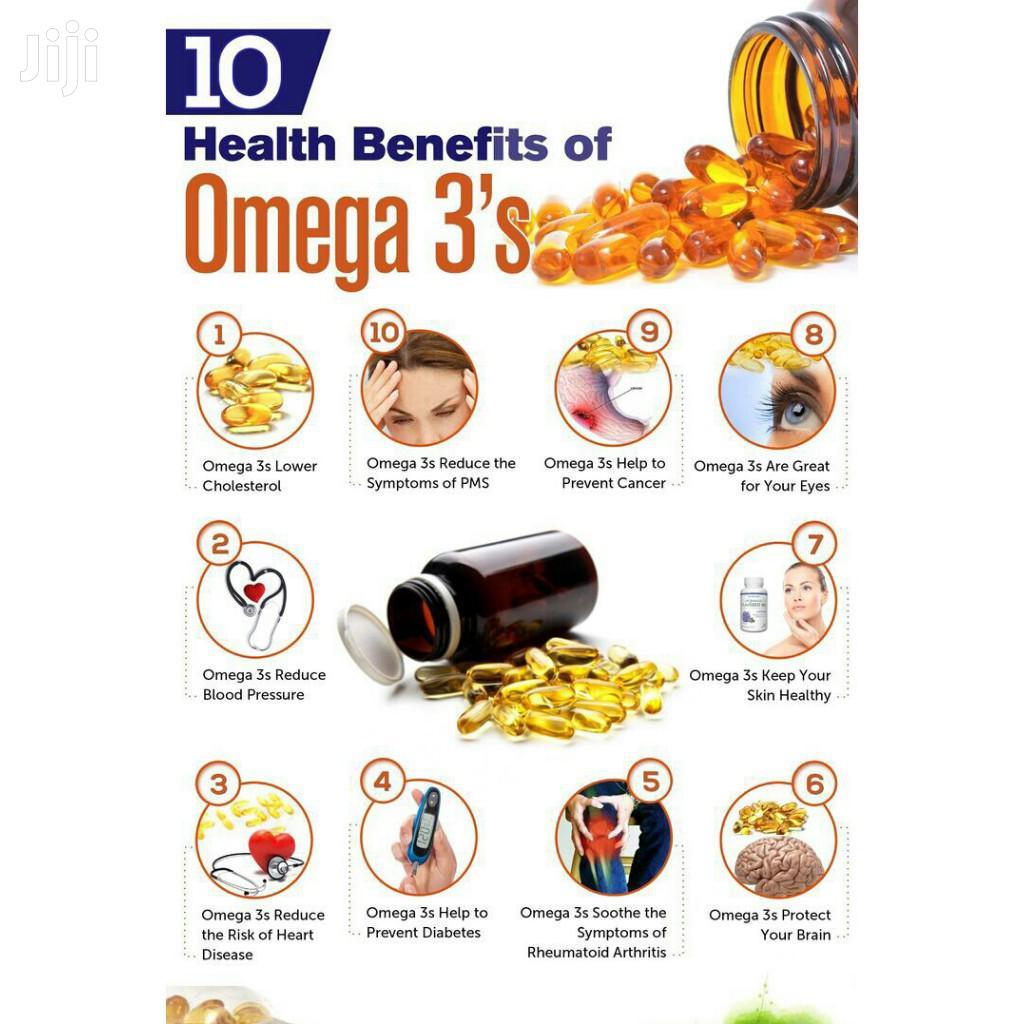 Natural Source of Omega 3 Oil