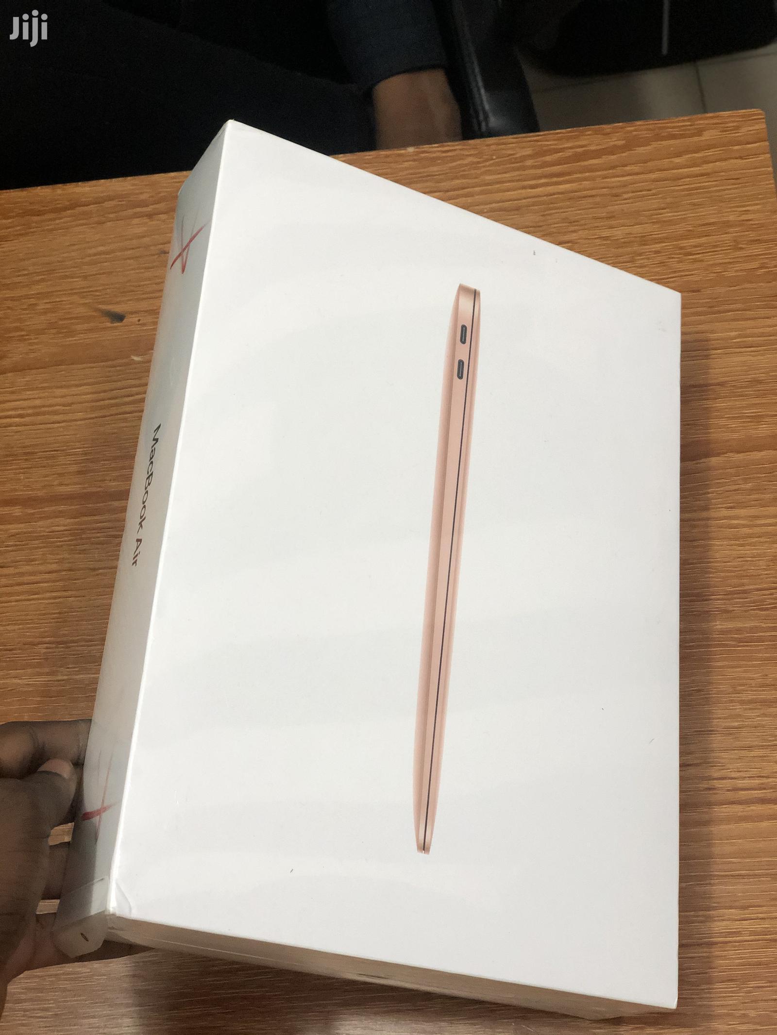 New Laptop Apple MacBook Air 8GB Intel Core i3 SSD 256GB