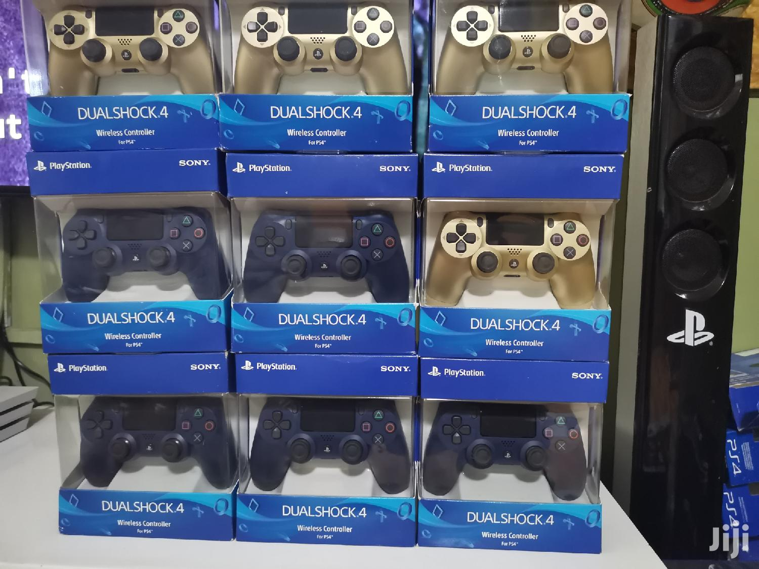 Original Grade 1 Dualshock 4 (PS4 Controllers) | Accessories & Supplies for Electronics for sale in Accra Metropolitan, Greater Accra, Ghana