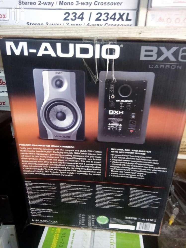 M Audio 6 Inches Studio Monitor | Audio & Music Equipment for sale in Dansoman, Greater Accra, Ghana