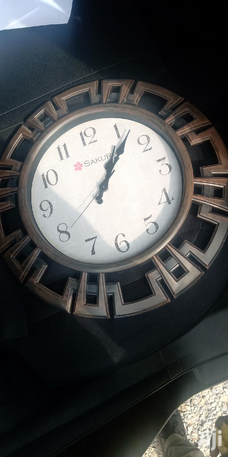 Sakura Wall Watch | Home Accessories for sale in Achimota, Greater Accra, Ghana