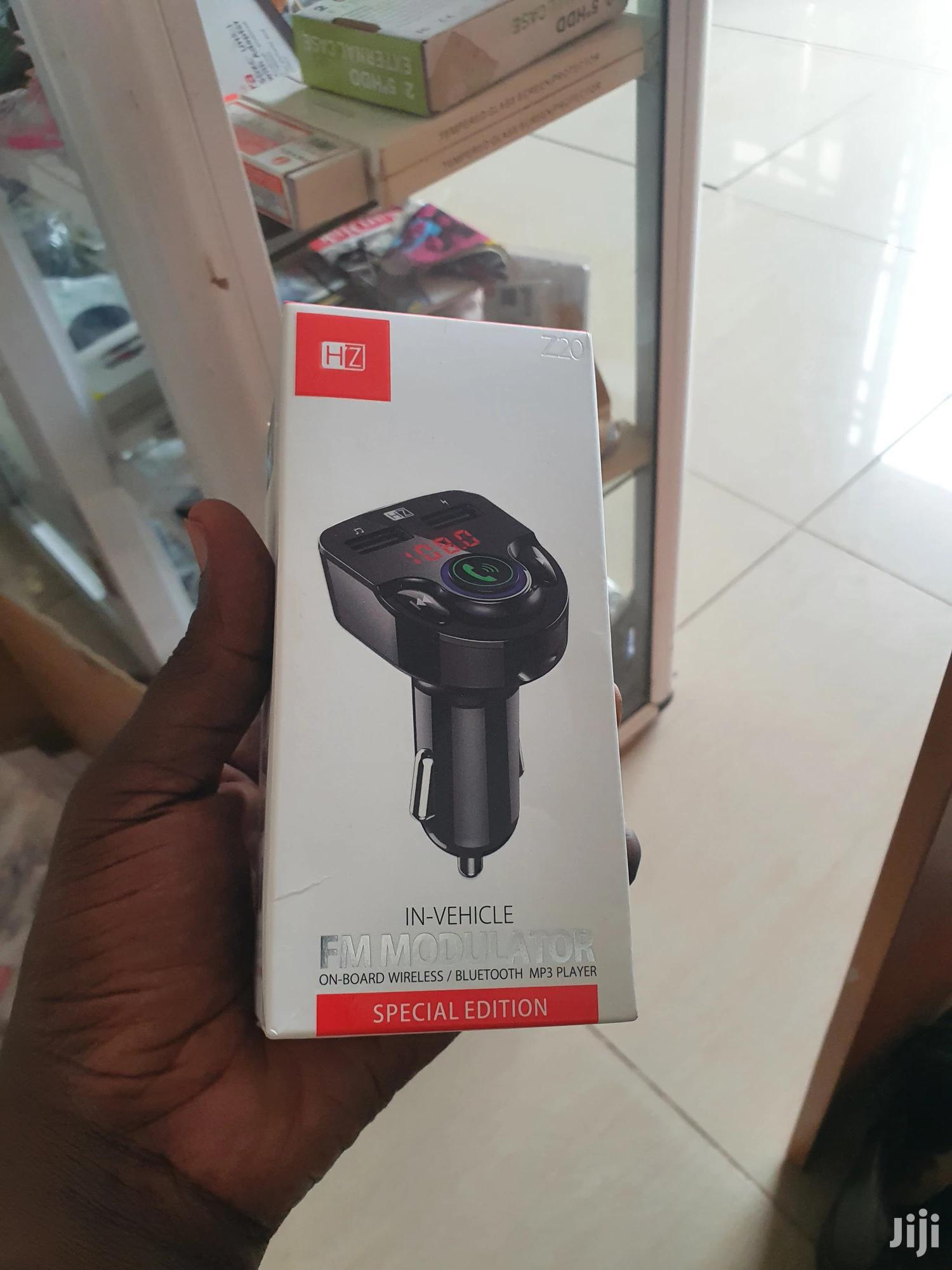 Heatz Z20 Car Bluetooth | Vehicle Parts & Accessories for sale in Ga East Municipal, Greater Accra, Ghana