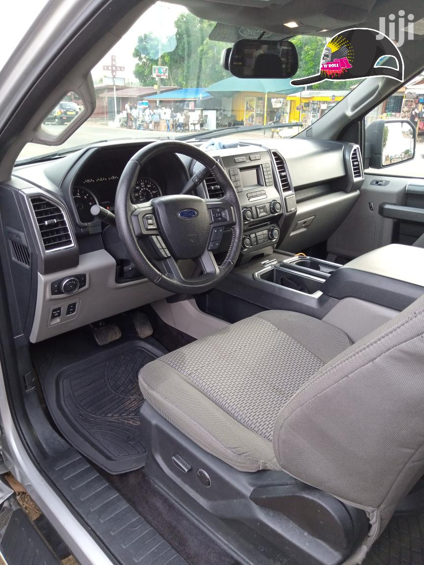 Ford F-150 2016 Gray | Cars for sale in Ledzokuku-Krowor, Greater Accra, Ghana