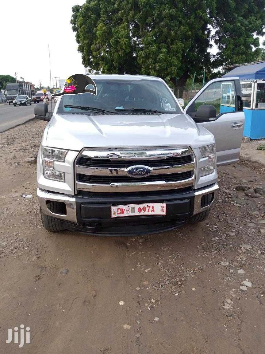 Ford F-150 2016 Gray