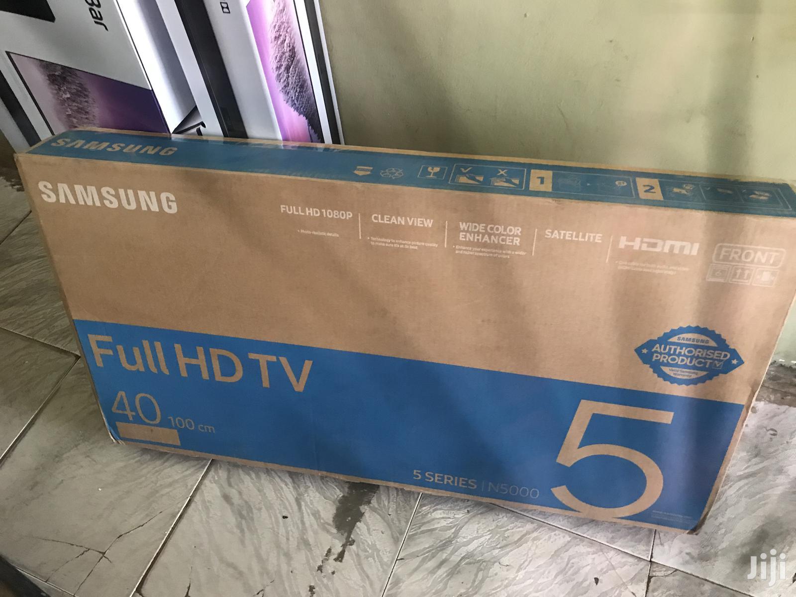 Samsung 40 Inch Full HD LED TV UA40N5000