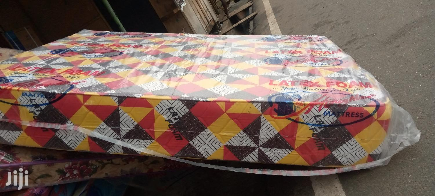"""Latex Foam-12"""" Double Mattress 