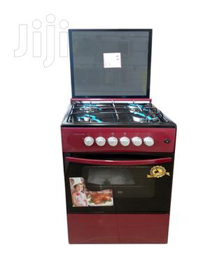 Brand New Volcano 50X50 4 Burner Gas Cooker With Oven   Kitchen Appliances for sale in Greater Accra, Accra Metropolitan