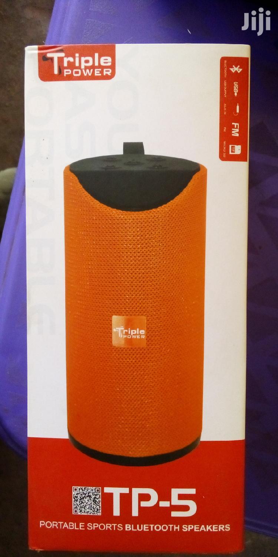 Triple Power Bluetooth Speaker