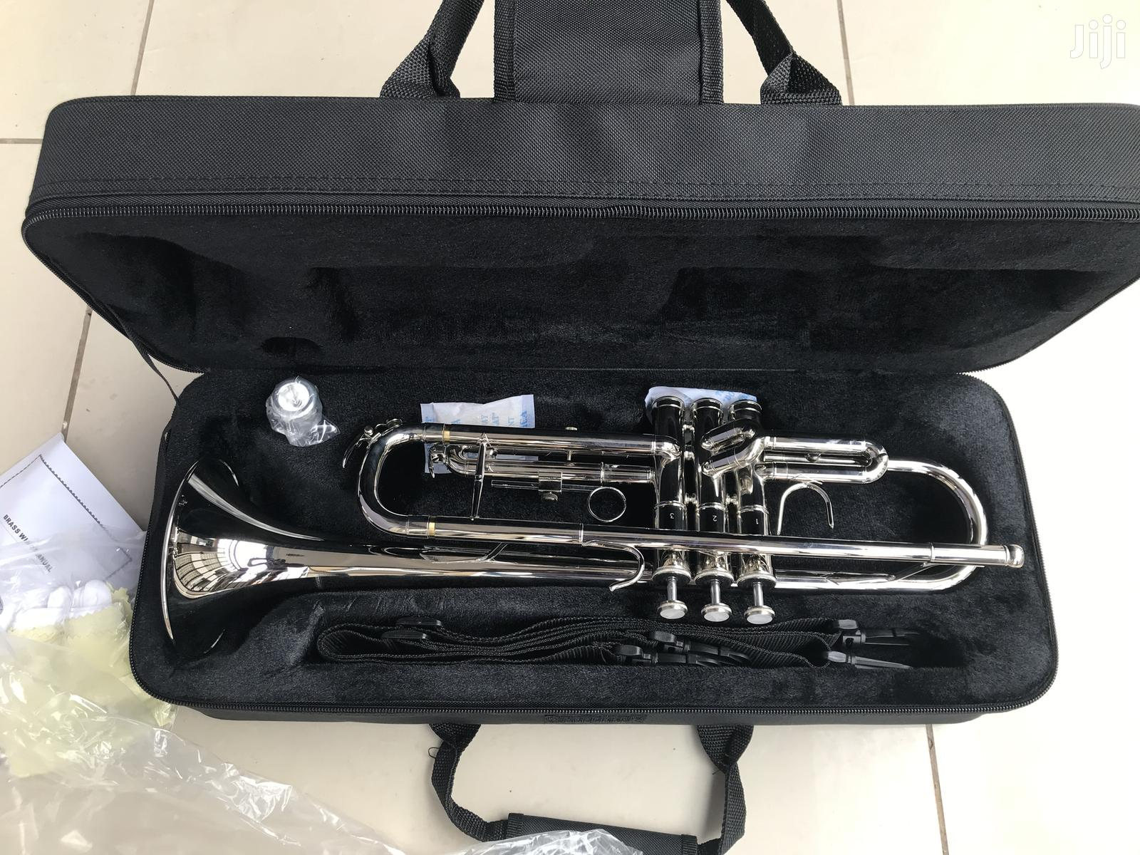 Trumpet- Silver | Musical Instruments & Gear for sale in Accra Metropolitan, Greater Accra, Ghana